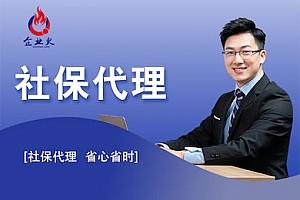 上海社保代理/代缴社保【具体价格、服务等细则请以咨询为主】